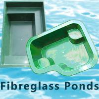 Fibreglass ponds garden ponds preformed ponds fish for Fibreglass fish ponds